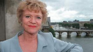 TF1/LCI : L'ex-juge d'instruction Eva Joly, photographiée en 2003 à Paris