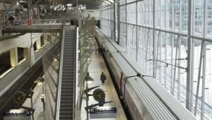 Le TGV Nord, ici en gare de Lille