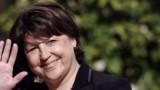 Roms : que pense Aubry de la politique de Valls ?