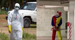 Combinaisons anti-Ebola ou clowns maléfiques... Quand les tenues d'Halloween s'inspirent de l'actualité