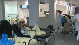 L'épidémie de grippe sévit en France