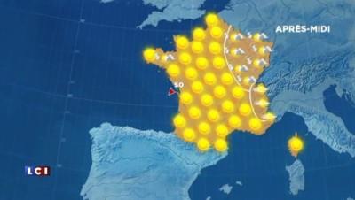 Météo du 3 septembre : un grand ciel bleu et des températures estivales