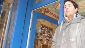 Michael boulanger rue des Rosiers