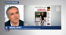 """""""Sarkozy est ravi de l'effet produit par sa tribune"""""""
