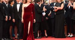 Julianne Moore sur le tapis rouge de Cannes le 14 mai 2015