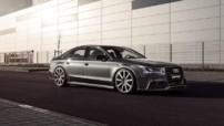L'Audi S8 Talladega du préparateur allemand MTM. Un monstre mécanique de 760 chevaux qui sera produit en 25 unités pour 2015.