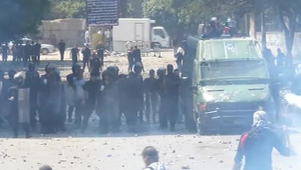 Les heurts en Egypte autour de l'ambassade US, le 14 septembre 2012