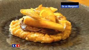 On en mangerait chez vous : re-composition d'un Petit Lu Nutella/banane