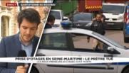 Prêtre assassiné en Seine-Maritime : le récit des faits en trois points importants