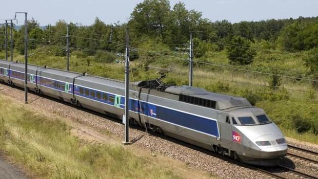 Rames de TGV