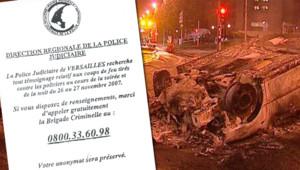 Villiers-le-Bel, policiers, appel à témoins