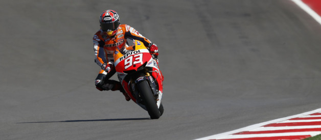 MotoGP 2013 Austin Marquez Honda