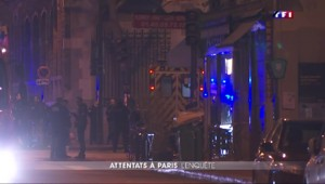 Attentats à Paris : 4 jours après, les derniers développements de l'enquête