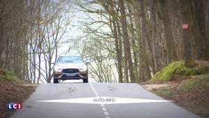 Auto-info : le nouveau Infiniti Q30 passé au crible