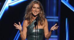 Céline Dion aux Billboard Music Awards à Las vegas le 17 mai 2015
