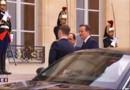 David Cameron reçu à l'Elysée