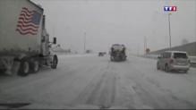 Des tempêtes de neige paralysent l'est des Etats-Unis