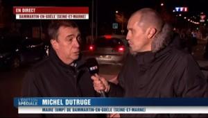 """Maire de Dammartin-en-Goële : l'otage """"est quelqu'un qui a la tête sur les épaules"""""""