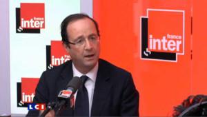 """Triple A menacé : """"des efforts à faire"""" pour Juppé, """"un échec"""" pour Hollande"""