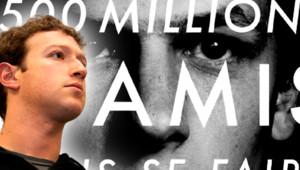 Zuckerber, héros du film The Social Network de David Fincher