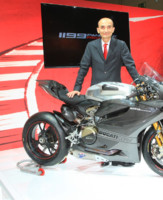 Ducati 1199 Panigale RS13 Superbike