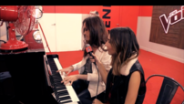 Concert privé : «Lonely People » (The Beatles)version Rachel Claudio