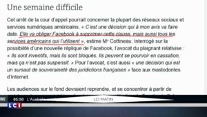 """Après avoir censuré """"L'Origine du monde"""", Facebook pourra être jugé par la justice française"""