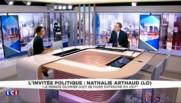 """Arrêté anti-burkini : Nathalie Arthaud dénonce """"une campagne anti-musulman"""""""