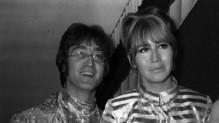 Cynthia Lennon, première femme de John Lennon et mère de leur fils Sean, en 1968