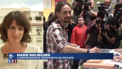 Elections municipales et régionales en Espagne : Podemos remporte la mairie de Barcelone