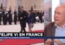"""Felipe VI en France : """"Une visite plus symbolique que véritablement politique"""""""