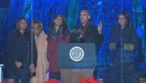 La famille Obama au grand complet (04/12)