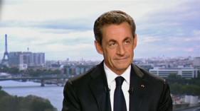 Nicolas Sarkozy sur TF1 le 8 juillet 2015