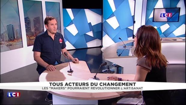 """Tous Acteurs du Changement : Focus sur la """"Maker Faire"""" à la Foire de Paris"""