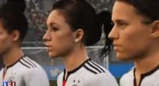 Visuel du jeu Fifa 16.