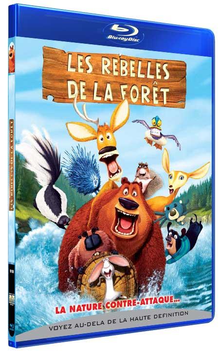Les Rebelles De La Foret MULTI |1080p| [FS]