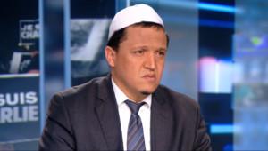 """Le 13 heures du 8 janvier 2015 : Imam de Drancy : les terroristes """"ont sali l'image de l'Islam"""" - 2288.707"""