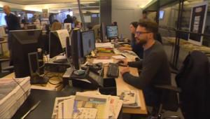 Le 20 heures du 12 janvier 2015 : Charlie Hebdo : les rescapés continuent de faire vivre l%u2019esprit Charlie - 2008.9518016357424