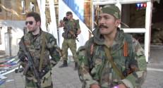 Le 20 heures du 26 août 2014 : Ukraine : des Fran�s dans les rangs des pro-russes - 1429.736