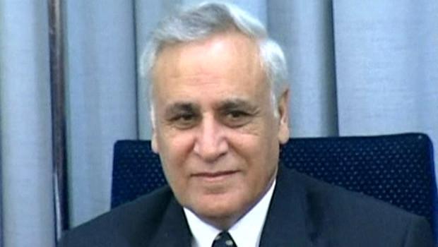 TF1/LCI : Le président israélien Moshé Katzav
