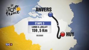 Tour de France 2015 : course neutralisée après une chute, au moins trois abandons