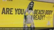 Une pub qui fait scandale en Angleterre.
