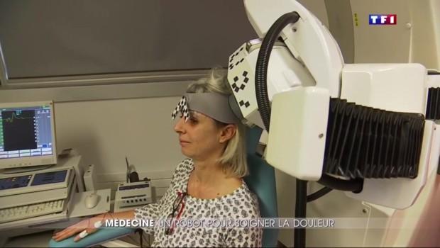 Ce robot strasbourgeois pourrait soulager des millions de victimes de douleurs chroniques