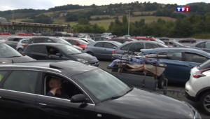 Le 20 heures du 1 août 2015 : Chassé-croisé estival : journée de tous les records sur les routes - 103