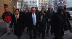 Le 20 heures du 27 mars 2015 : Départementales : le PS rame dans les Bouches-du-Rhône - 1517.654