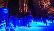Les Français de plus en plus friands des patinoires éphémères en centre-ville
