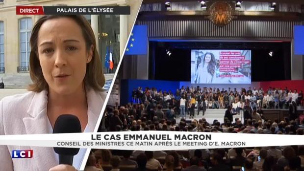 Macron fait le show : Valls s'agace, Hollande minimise