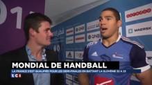 """Mondial de handball : """"On a la chance de se battre pour une médaille"""" se réjouit Narcisse"""