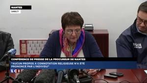 """Nantes : """"un jeune de 25 ans est décédé"""", annonce la procureure"""