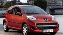 PEUGEOT 107 1.0e 12V 68ch BLUE LION Urban Move - 2010